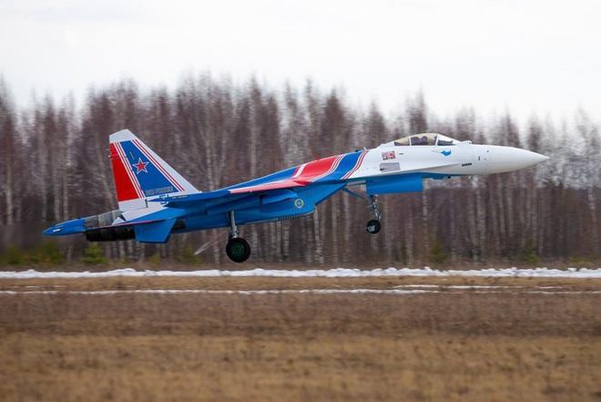 Mãn nhãn với khả năng tác chiến của vua chiến trường Syria Su-35S - Ảnh 7.