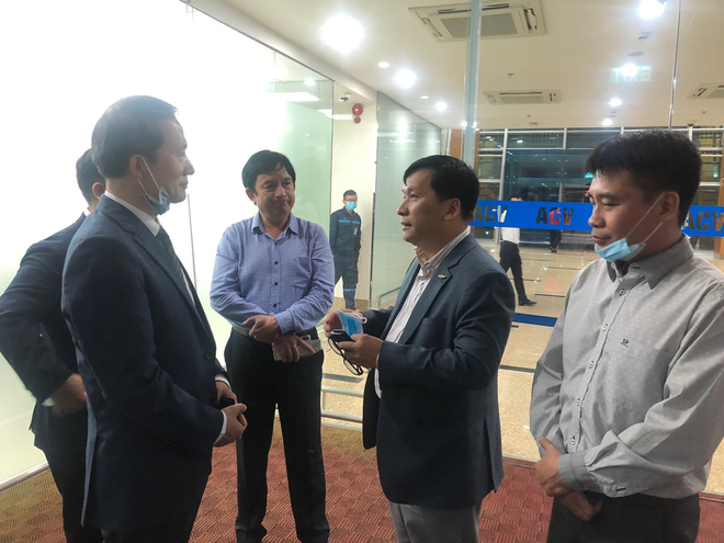 Tổng lãnh sự Hàn Quốc Ahn Minsik gửi lời cảm ơn Chính phủ Việt Nam vì đã hỗ trợ công dân về nước an toàn - Ảnh 3.