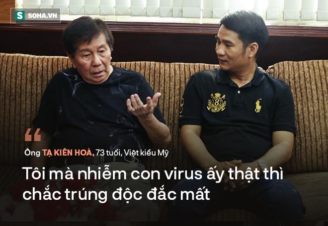 Việt kiều Mỹ chiến thắng Corona kể về tấm vé số độc đắc trúng ở Vũ Hán - Ảnh 5.