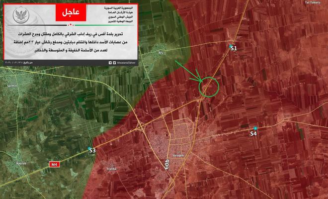 QĐ Syria rút lui chiến thuật, hỏa lực Nga đặt dấu chấm hết cho tham vọng của Thổ? - Ảnh 1.