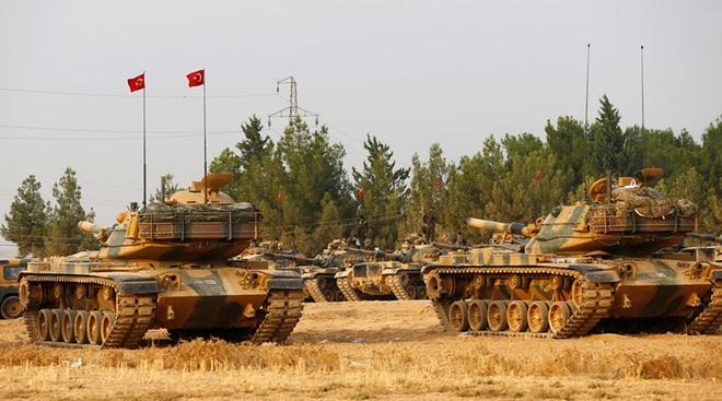 Thổ thẳng tay ném bom: KQ Nga cất cánh dồn dập - QĐ Syria sẽ phản đòn, điều lo sợ sắp đến? - Ảnh 4.