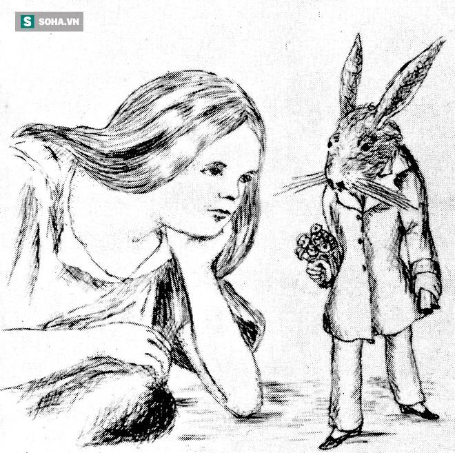 Logic phía sau những bức họa của Sir John Tenniel - người được Nữ hoàng Anh phong tước Hiệp sĩ - Ảnh 2.