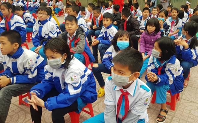 Nghệ An chính thức chốt thời gian cho học sinh trên địa bàn trở lại trường học