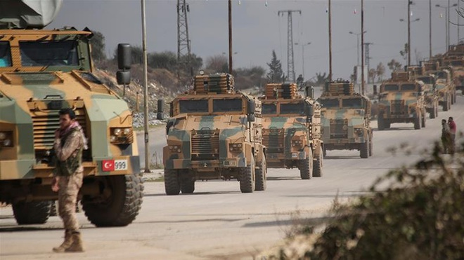 Syria không kích ác liệt, ít nhất 29 binh sĩ TNK thiệt mạng - TT Erdogan họp khẩn, đặt tất cả mục tiêu QĐ Syria vào tầm ngắm - Ảnh 1.