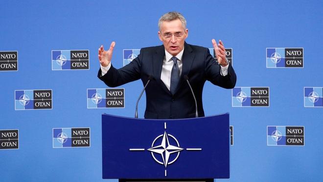 Syria không kích ác liệt, 33 binh sĩ TNK thiệt mạng: TT Erdogan ra lệnh tấn công trả đũa - NATO họp khẩn cấp - Ảnh 1.