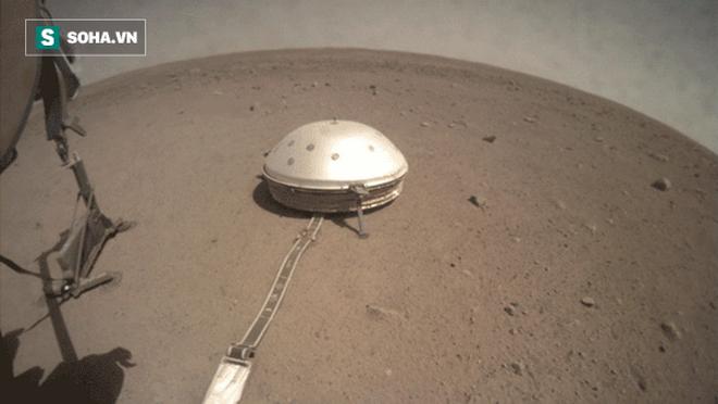 Không ngờ trên sao Hỏa cũng xảy ra hàng trăm trận động đất - Ảnh 1.