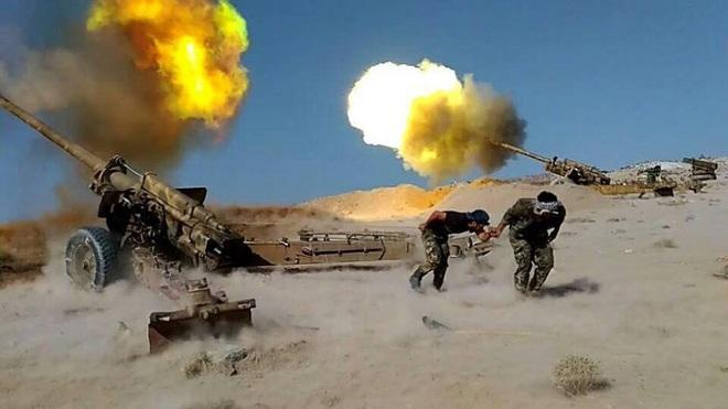 Chiến sự Syria: Lực lượng Hổ Syria tung đòn hiểm, phiến quân thất bại cay đắng - ảnh 2