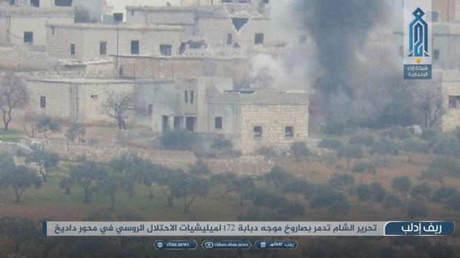 Thổ Nhĩ Kỳ tấn công trả đũa phá hủy 23 xe tăng, 5 trực thăng,  18 xe thiết giáp Syria - NATO họp khẩn cấp - Ảnh 3.