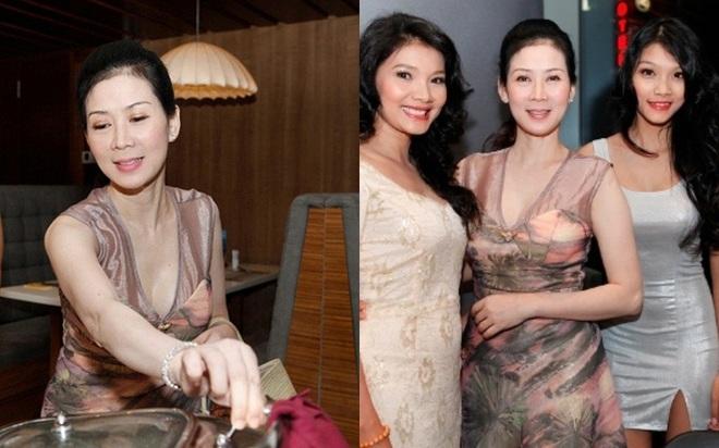 Diễm Hương ở tuổi 50: Vẫn duyên dáng và muốn giữ mãi hình ảnh thanh xuân trong mắt khán giả - Ảnh 2.