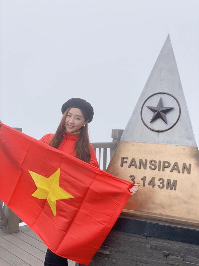 Chân dung nữ ca sĩ người Hàn Quốc gây bão vì khen ngợi bánh mì trên sóng VTV - Ảnh 6.