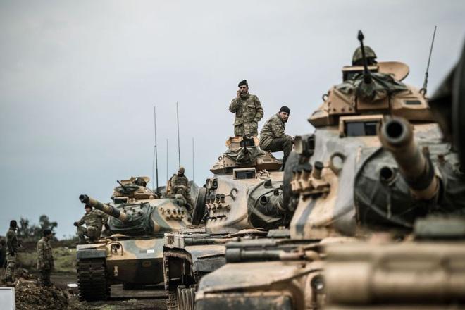 NATO ngó lơ trước lời thỉnh cầu của Ankara: Thổ Nhĩ Kỳ một mình đương đầu với Nga-Syria - Ảnh 2.