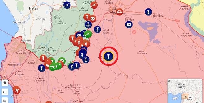 NÓNG: Thổ phản đòn khốc liệt - Pantsir-S1, tăng pháo QĐ Syria bị hủy diệt tan hoang - Ảnh 2.