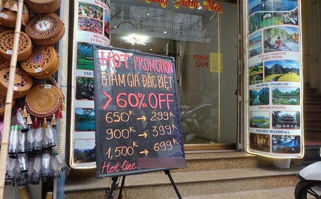 Đói khách vì dịch Covid-19, khách sạn 3 sao ở Hà Nội giảm sốc giá phòng còn 299.000 đồng