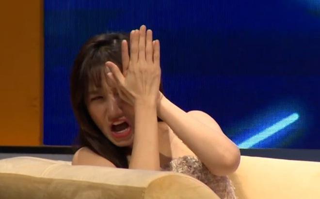 Hari Won khóc thét trước chàng Grab nâng người 80 kg bằng yết hầu