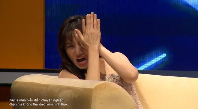 Hari Won khóc thét trước chàng Grab nâng người 80 kg bằng yết hầu - Ảnh 5.