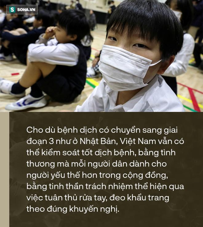 Sâu lớp nào xào lớp nấy - bài học chống Covid-19 ở Nhật và niềm tin cho Việt Nam - Ảnh 10.