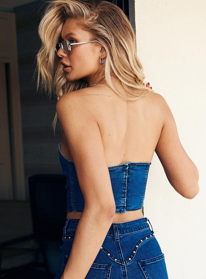 Vẻ sexy gây mê của siêu mẫu gốc Cuba nổi tiếng thế giới - Ảnh 18.