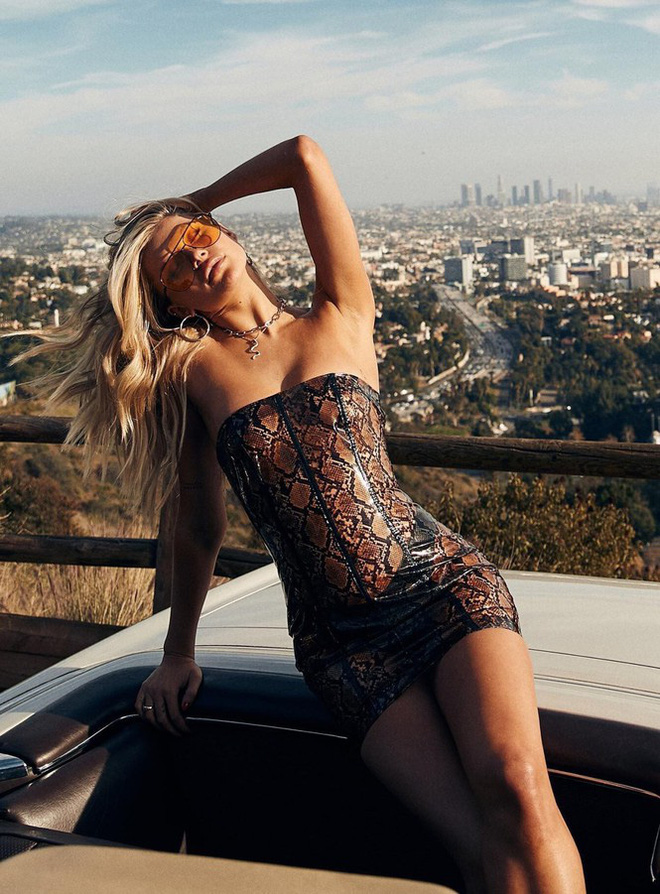 Vẻ sexy gây mê của siêu mẫu gốc Cuba nổi tiếng thế giới - Ảnh 4.