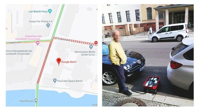 Cà khịa Google Maps bằng 99 chiếc smartphone - Ảnh 1.