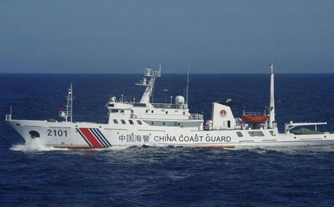 """Tàu hải cảnh Trung Quốc """"quấy rối"""" vùng biển 3 nước Đông Nam Á, tăng mức độ gây hấn"""