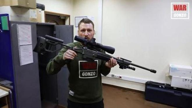 Do đâu mà khủng bố IS có siêu súng bắn tỉa của Nga? - Ảnh 1.