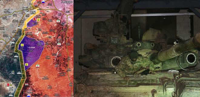 Chiến sự Syria: Đưa lưỡi dao phẫu thuật bóc tách 4 cứ điểm QĐ Thổ, Sư 25 đại thắng? - Ảnh 5.