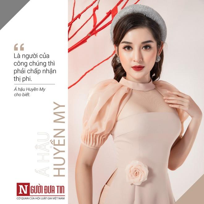 Á hậu Huyền My: Hoa hậu, Á hậu không dễ kiếm tiền như nhiều người nghĩ - Ảnh 6.