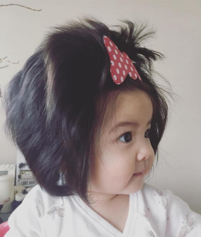 Cô bé Chanco với mái tóc xù trứ danh ngày nào nay đã lớn phổng phao và khiến nhiều người bất ngờ với hình ảnh hiện tại - Ảnh 5.