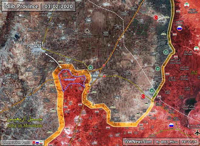 """Lấy binh sĩ làm """"lá chắn sống"""", Thổ Nhĩ Kỳ không từ mọi thủ đoạn để cứu lấy Idlib - Ảnh 2."""