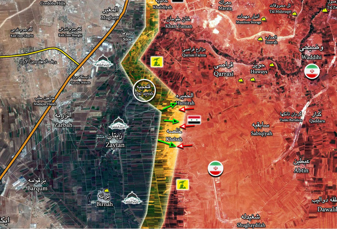 Chiến sự Syria: Giữa lúc Idlib nguy ngập, tại sao phiến quân lại phản công ở Aleppo? - Ảnh 1.