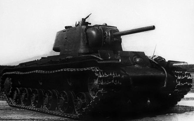 Truyền thông Mỹ bình luận gì về xe tăng KV của Liên Xô?