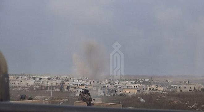 Chiến sự Syria: Giữa lúc Idlib nguy ngập, tại sao phiến quân lại phản công ở Aleppo? - Ảnh 3.