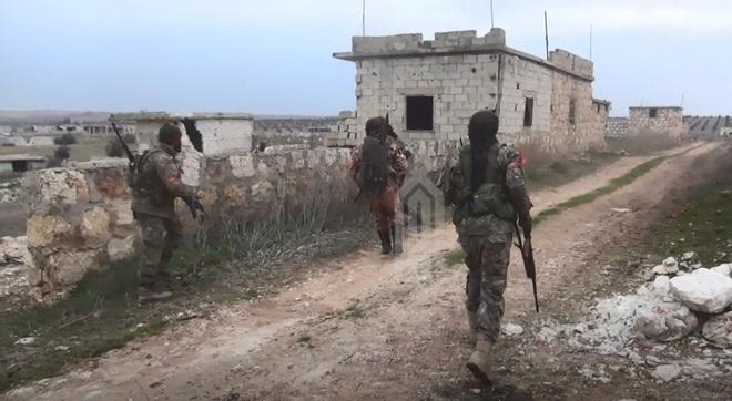 Chiến sự Syria: Giữa lúc Idlib nguy ngập, tại sao phiến quân lại phản công ở Aleppo? - Ảnh 13.