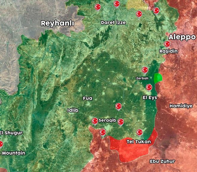 Chiến sự Syria: Giữa lúc Idlib nguy ngập, tại sao phiến quân lại phản công ở Aleppo? - Ảnh 7.