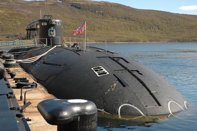 Bị tàu ngầm tối tân Nga áp sát, bờ biển Mỹ không còn là thiên đường trú ẩn an toàn - Ảnh 1.
