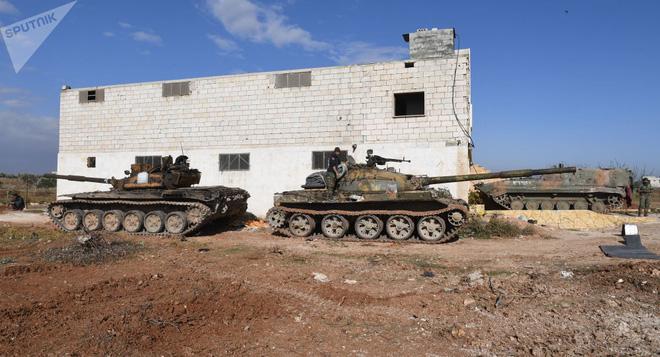 NÓNG: Cả nghìn lính Thổ bị bao vây nguy ngập - QĐ Syria ra mệnh lệnh chết chóc - Ảnh 1.