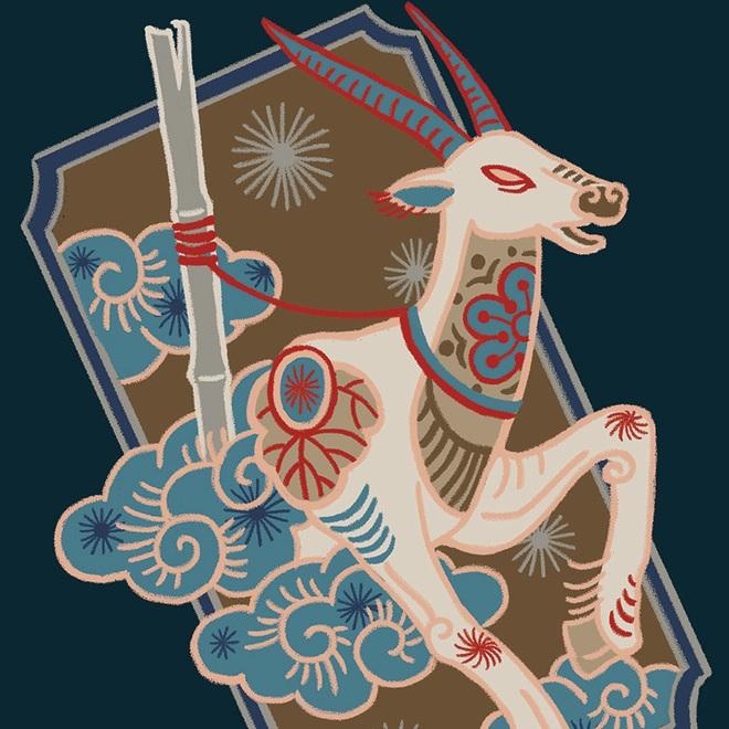 Tử vi tháng 1 âm lịch của 12 con giáp: Người có lộc làm ăn, người chìm trong mật ngọt tình yêu - Ảnh 8.