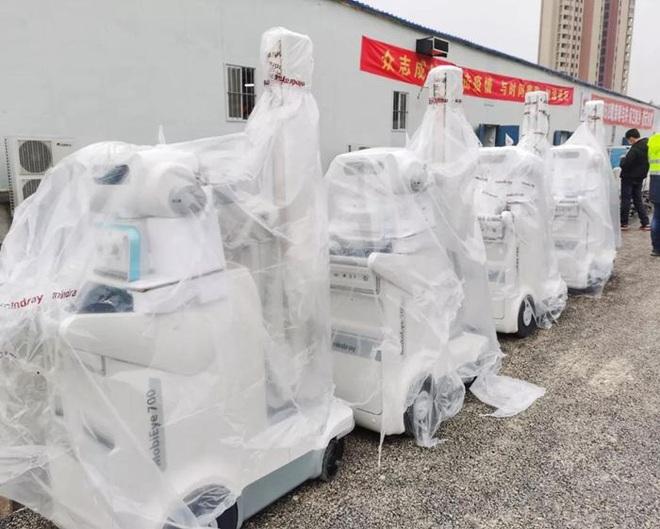 Tiềm lực công nghệ Trung Quốc ẩn sau 2 bệnh viện dã chiến chống virus corona - Ảnh 11.