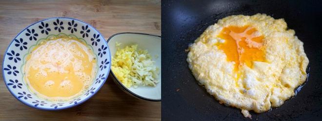 Chỉ thêm 1 nguyên liệu này vào món trứng xào sẽ giúp bạn tăng sức đề kháng cực hiệu quả - Ảnh 3.