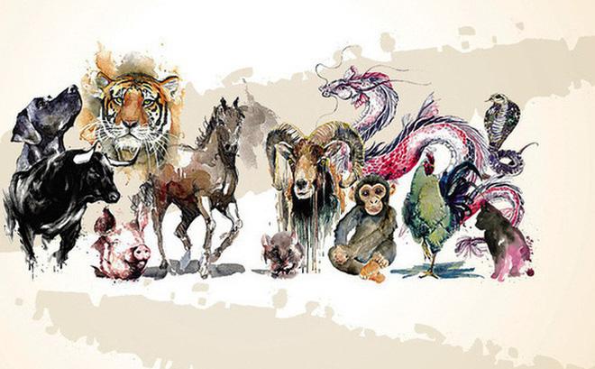 Trong số 12 con giáp, 5 con giáp có đường tài vận vượng phát khiến nhiều người ngưỡng mộ