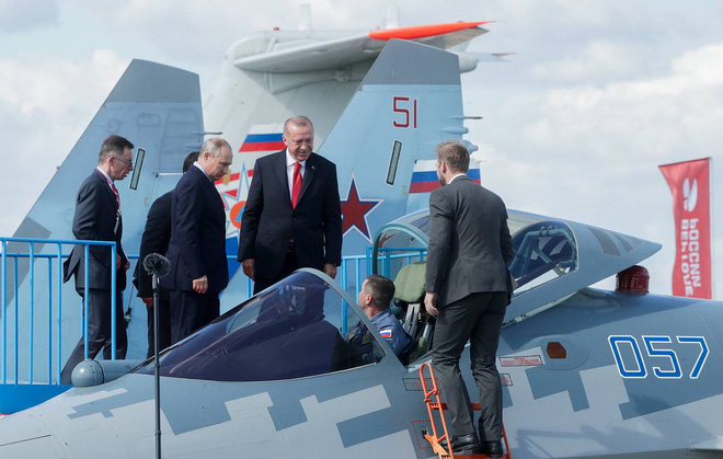 TT Erdogan đòi chế tiêm kích tàng hình khi không có Mỹ, chỉ Nga mới giúp được Thổ Nhĩ Kỳ - Ảnh 2.