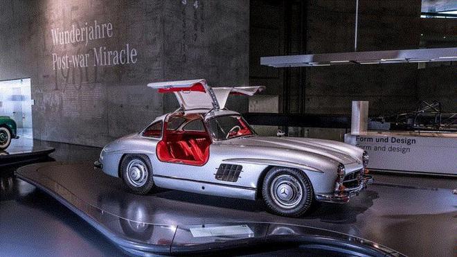 20 chiếc xe thể thao của Đức bị lãng quên - Ảnh 12.