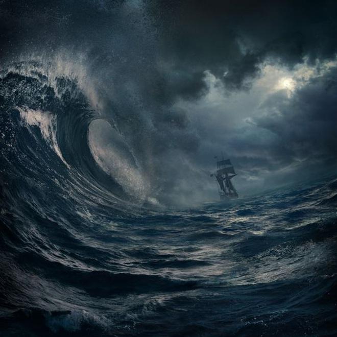 Bí ẩn hung thần đại dương thách thức giới khoa học: Xé toạc 22 tàu sân bay, giết hơn 500 người - Ảnh 2.