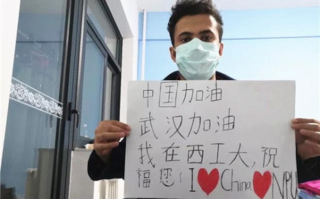 [VIDEO] Trung Quốc ấm áp với những lời chúc của bằng hữu quốc tế trước dịch virus corona