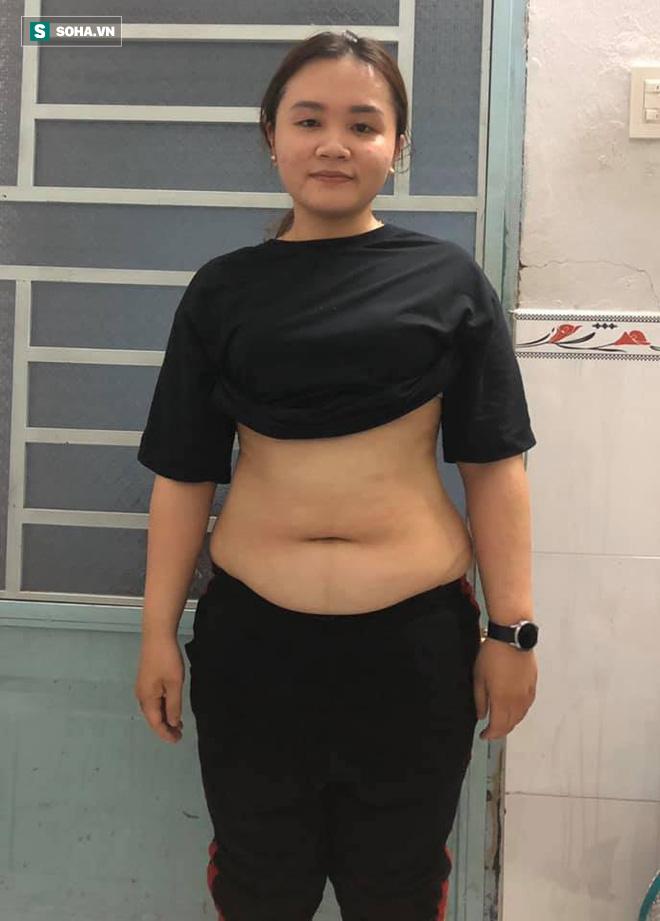 Giảm 21 kg, cô gái gây bất ngờ khi khoe thân hình hiện tại, số đo 3 vòng càng tuyệt vời hơn - Ảnh 1.