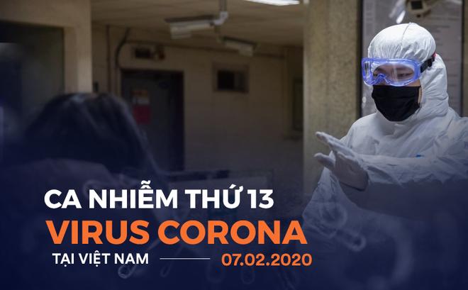 Bộ Y tế công bố người thứ 13 nhiễm virus Corona ở Việt Nam là công nhân Vĩnh Phúc