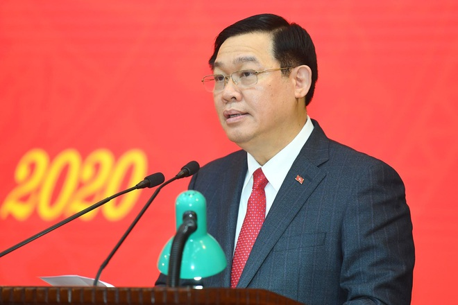 Phó Thủ tướng Vương Đình Huệ làm Bí thư Thành ủy Hà Nội - Ảnh 5.