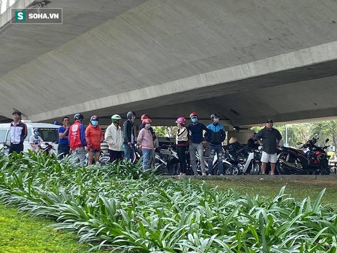 Hiện trường vụ vali chứa thi thể không lành lặn trôi trên sông Hàn - Ảnh 2.