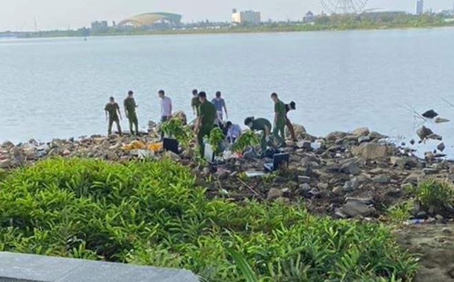 Hiện trường vụ vali chứa thi thể không lành lặn trôi trên sông Hàn
