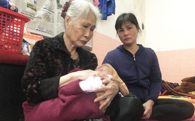 Rơi nước mắt hoàn cảnh thương tâm ở Hà Nội: Bố mất vì điện giật, bé gái chào đời khi mẹ băng huyết tử vong sáng 30 Tết